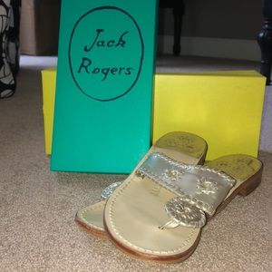 Silver Jack Rogers!